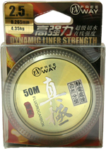 FLUOROCARBON Transparent